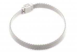 Плоский браслет для шармов