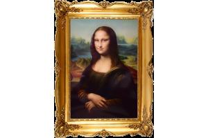"Копия картины Леонардо да Винчи ""Монна Лиза"""