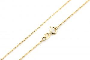 Золотая цепочка из желтого  золота