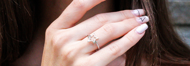 Минималистичные бриллианты